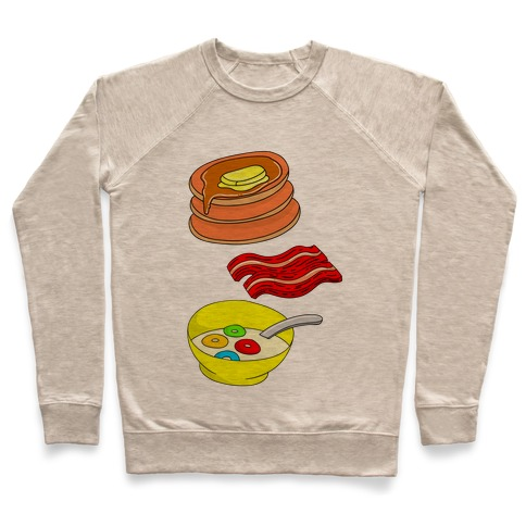 Balanced Breakfast Pullover