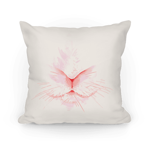 Snow Rabbit Pillow