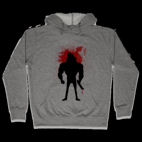 Brock Hooded Sweatshirt