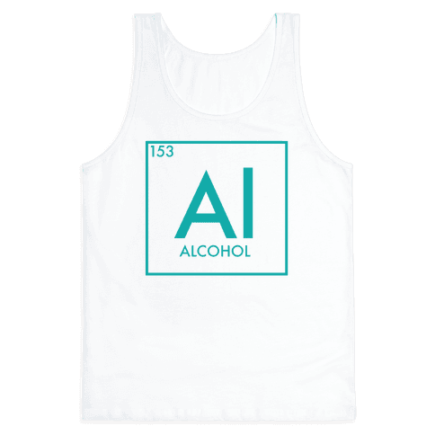 Alcohol Science Tank Top