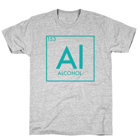 Alcohol Science T-Shirt