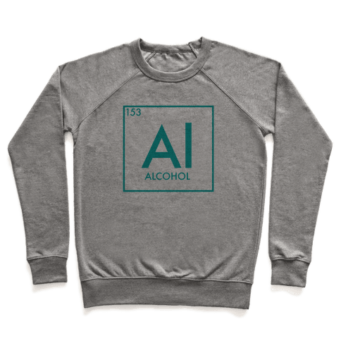 Alcohol Science Pullover