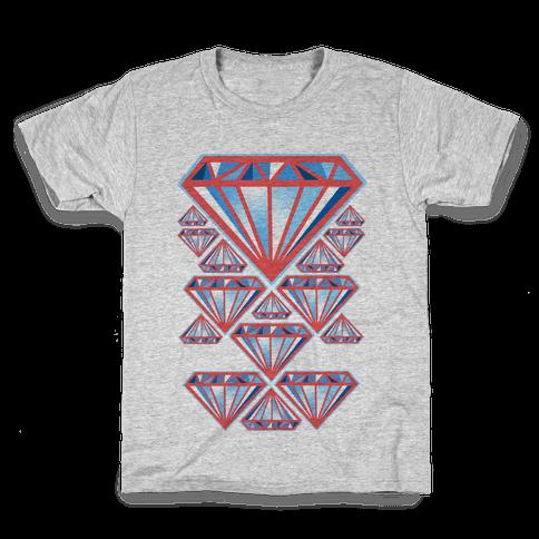 American Diamonds Kids T-Shirt