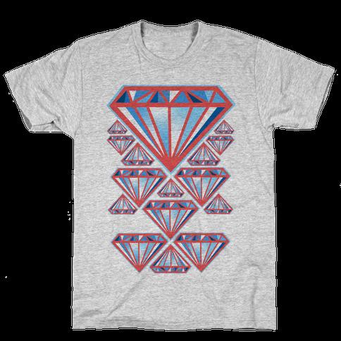 American Diamonds Mens T-Shirt