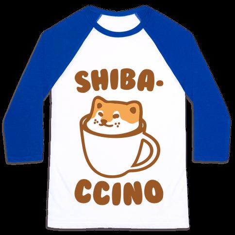 Shibaccino  Baseball Tee