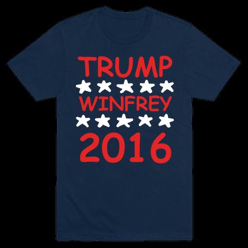 Trump Winfrey 2016