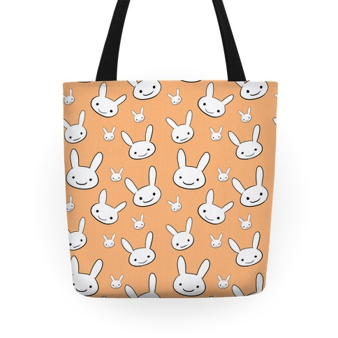 Ryoku's Bunny Pattern Tote