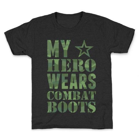 My Hero Kids T-Shirt