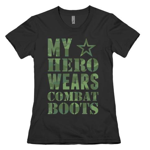 My Hero Womens T-Shirt