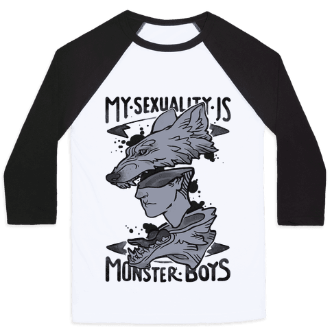 My Sexuality Is Monster Boys