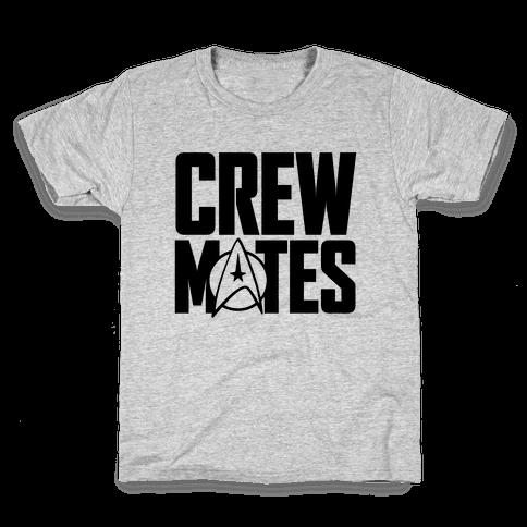 Crew Mates Kids T-Shirt