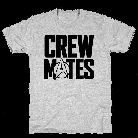 Crew Mates Mens T-Shirt