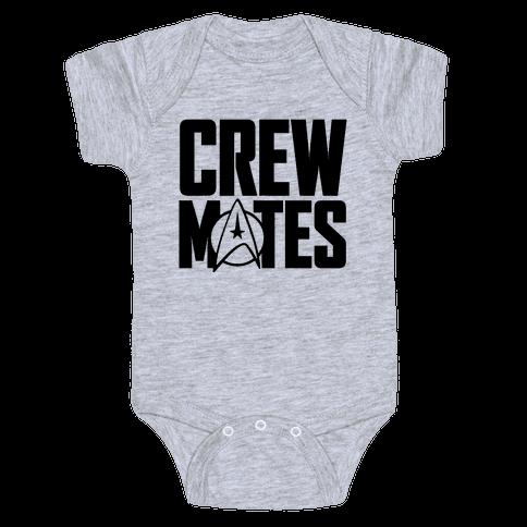 Crew Mates Baby Onesy