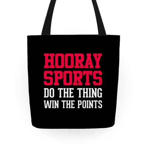Hooray Sports Tote