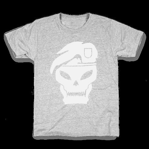 SKULL (CALL OF DUTY) Kids T-Shirt