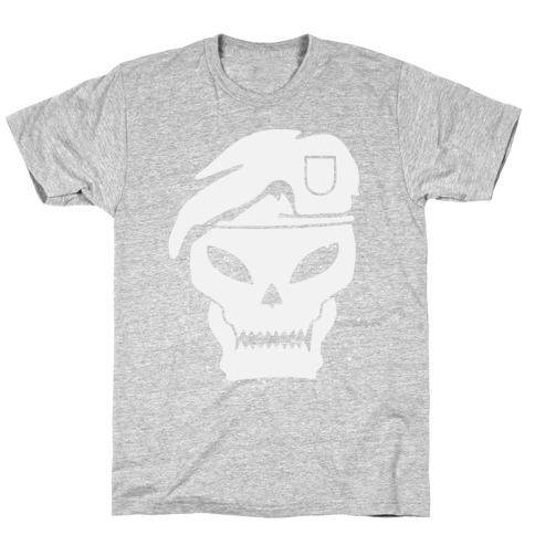 SKULL (CALL OF DUTY) Mens T-Shirt