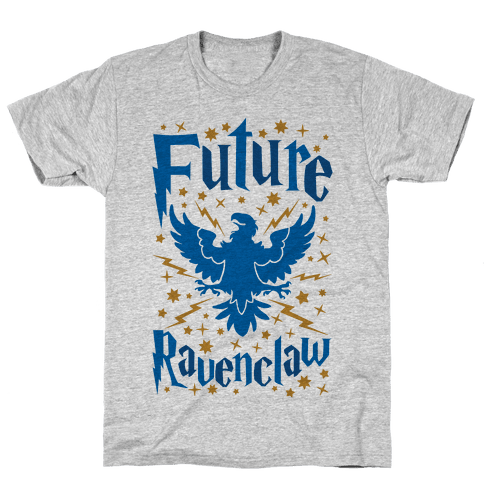 Future Ravenclaw Mens T-Shirt