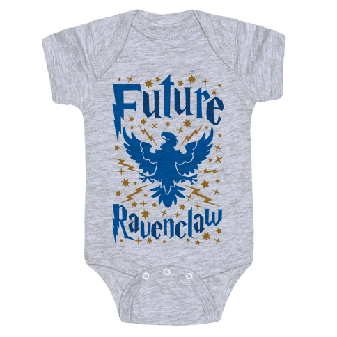Future Ravenclaw Baby Onesy