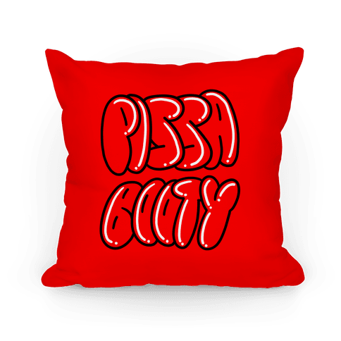 Pizza Booty Pillow