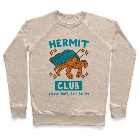 Hermit Club Pullover