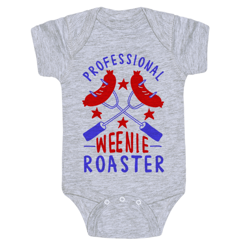 Professional Weenie Roaster Baby Onesy