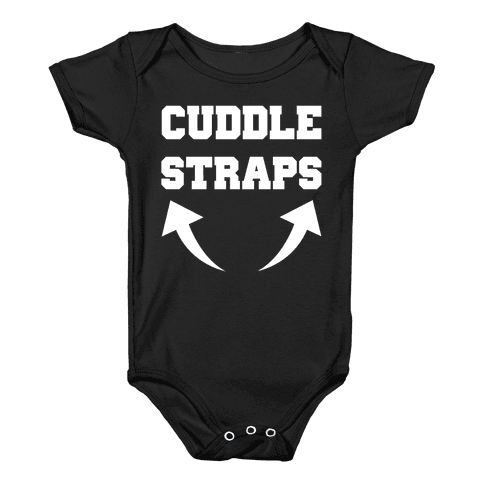 Cuddle Straps Baby Onesy