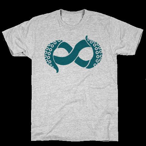 Octopi Forever Mens T-Shirt