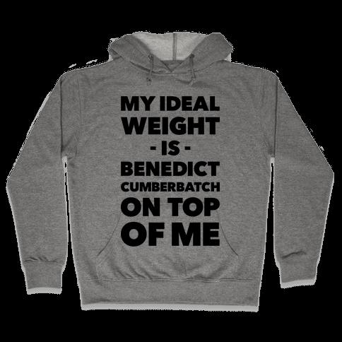 Ideal Weight Hooded Sweatshirt