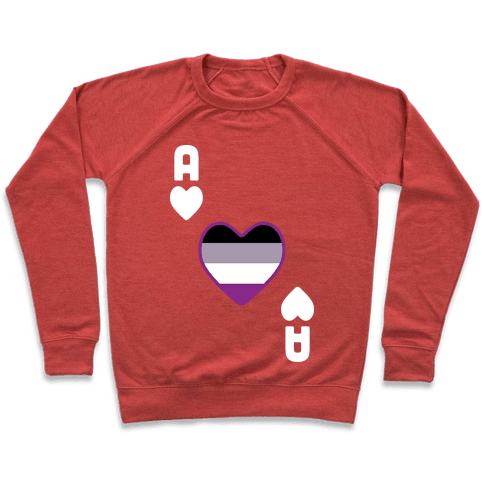 Ace Of Hearts Pullover