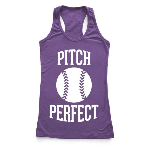 Pitch Perfect Racerback Tank Top