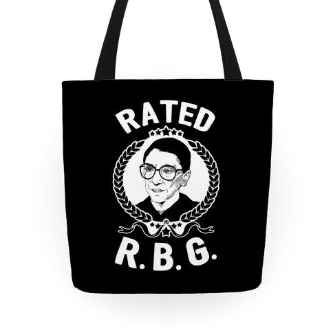 Rated R.B.G. Tote