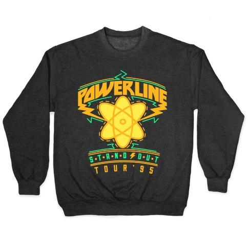 Powerline Tour Pullover