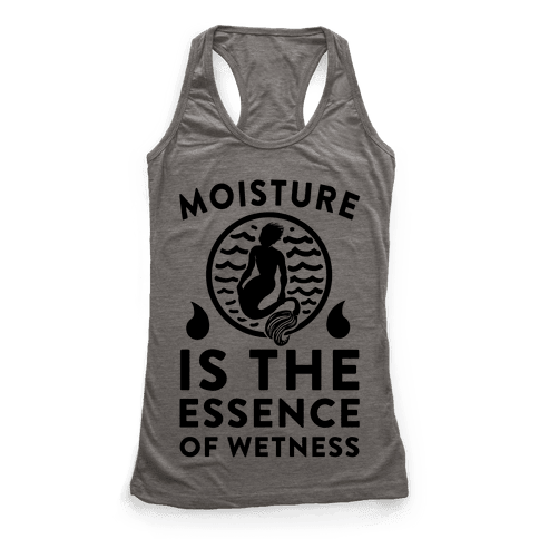 Moisture Is the Essence of Wetness