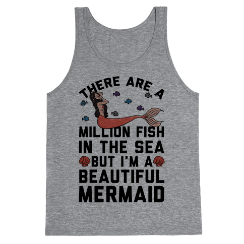 There Are A Million Fish In The Sea Tank Top