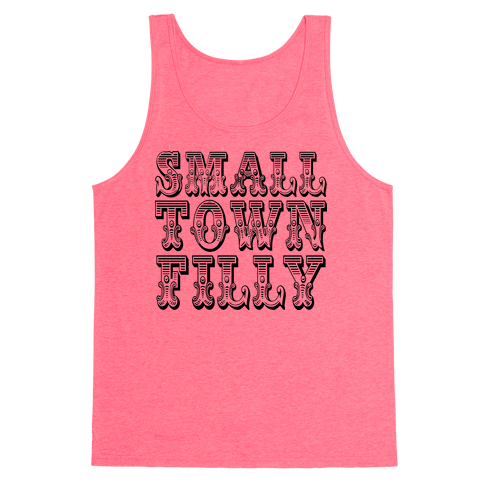 Small Town Filly Tank Top