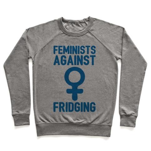 Feminists Against Fridging Pullover