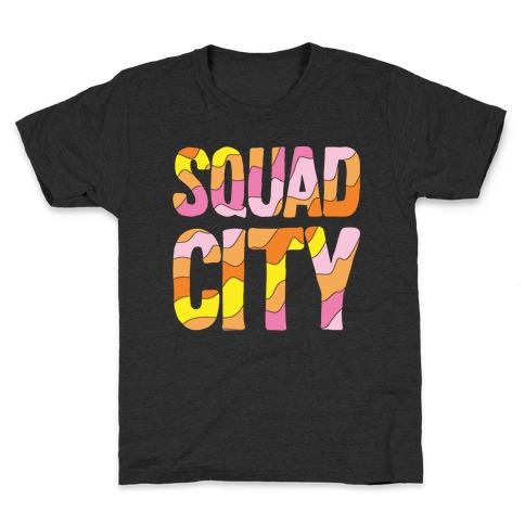 Squad City Kids T-Shirt