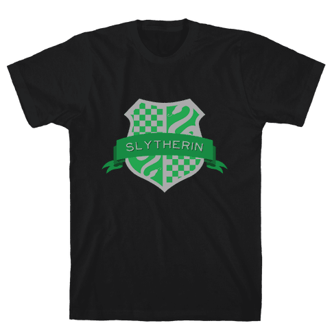 Slytherin Mens T-Shirt