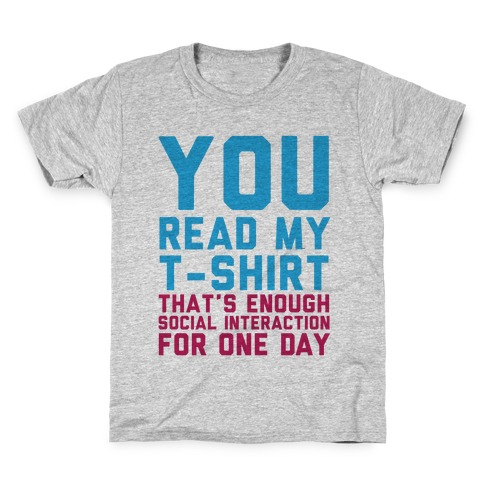 1e96ce264e88f You Read My Shirt T-Shirt | LookHUMAN