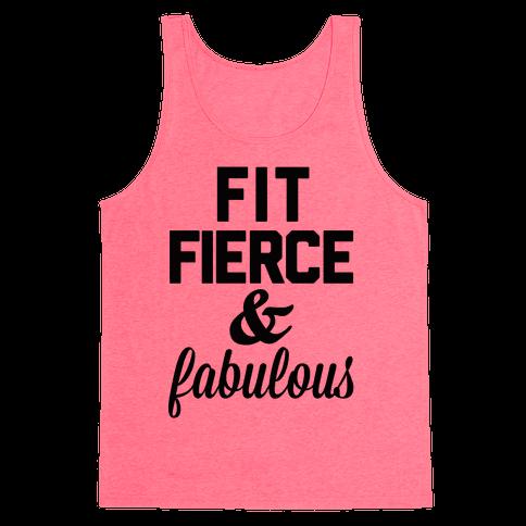 Fit Fierce & Fabulous