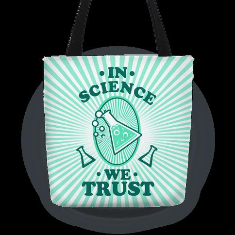 In Science We Trust