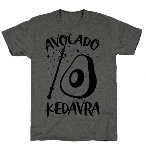 Avocado Kedavra Mens T-Shirt