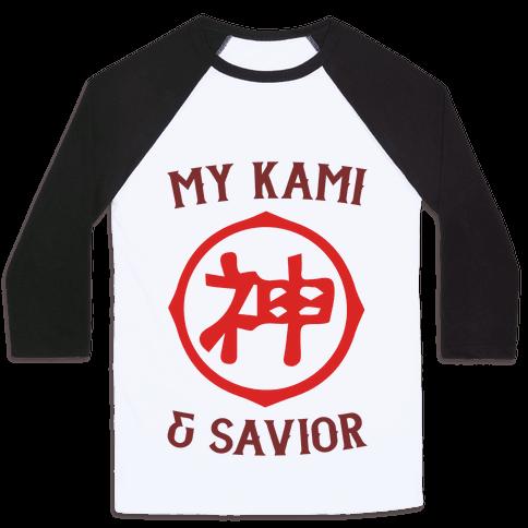 My Kami And Savior