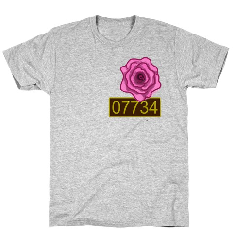 Lucille's Prison Number T-Shirt