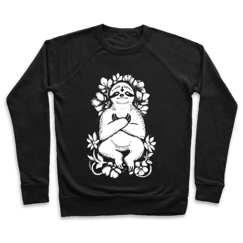 Sinful Sloth Pullover