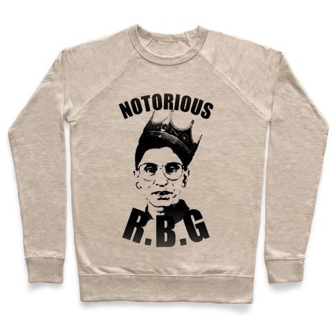 37a38e1a1 Notorious RBG (Ruth Bader Ginsburg) Crewneck Sweatshirt ...