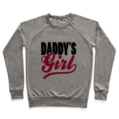 Daddy's Girl Pullover