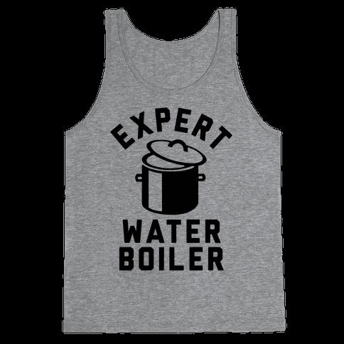 Expert Water Boiler Tank Top