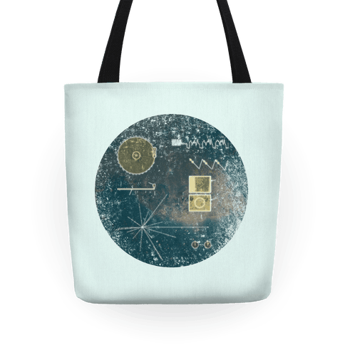 Sounds Of Earth Tote