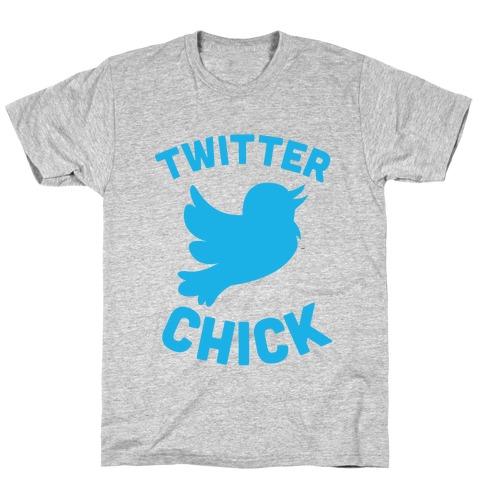 Twitter Chick T-Shirt